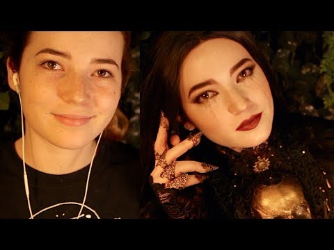 ASMR Nightshade Witch Transformation