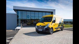 Renault Pro+ vans: behind the scenes of the Renault Sport Formula One™ Team - Ep 1/4 (sponsored)