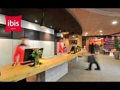 Discover Ibis Lille Centre Gares • France • Vibrant Hotels • Ibis
