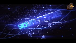 Chill Intro Template by MonkiiArtz [C4D&AE]