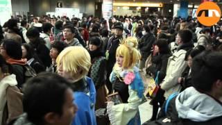 Comiket 89 at Tokyo Big Sight