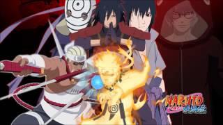 Naruto Shippuden Opening 13  EXTENDED Niwaka Ame N