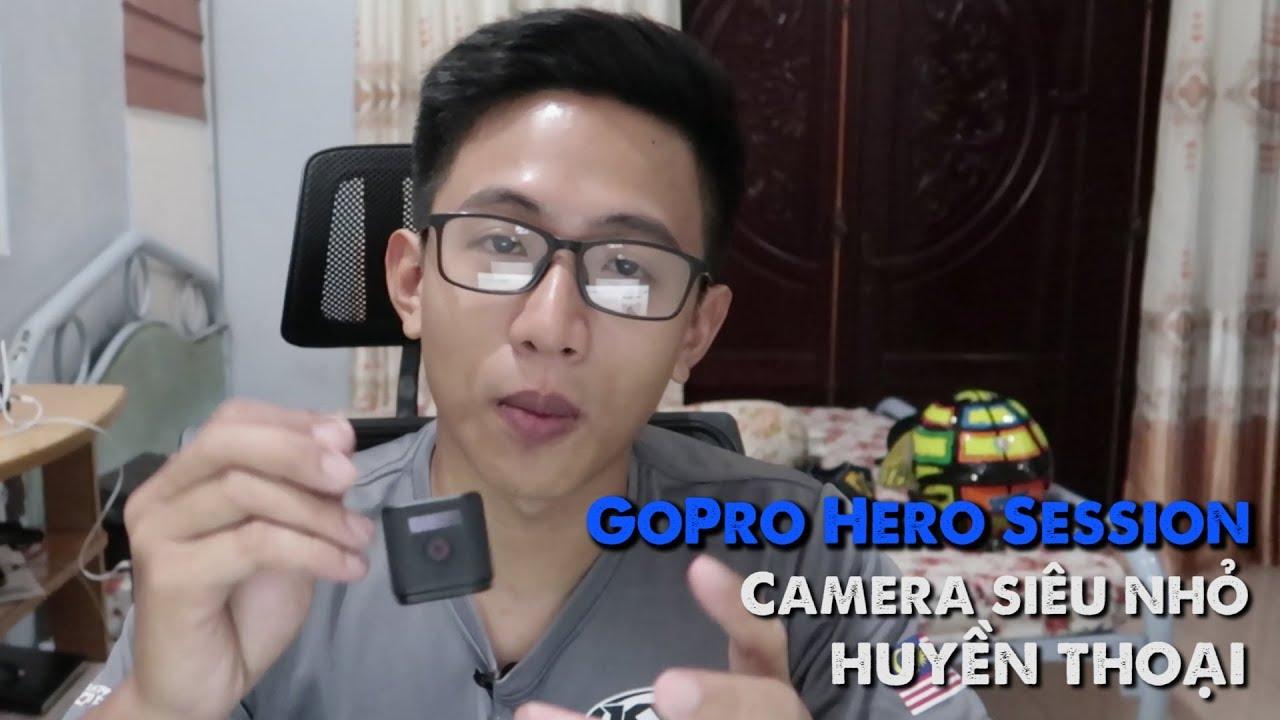 GoPro chính hãng giá 2 triệu - Rẻ vẫn xắt ra miếng | MinC Motovlog