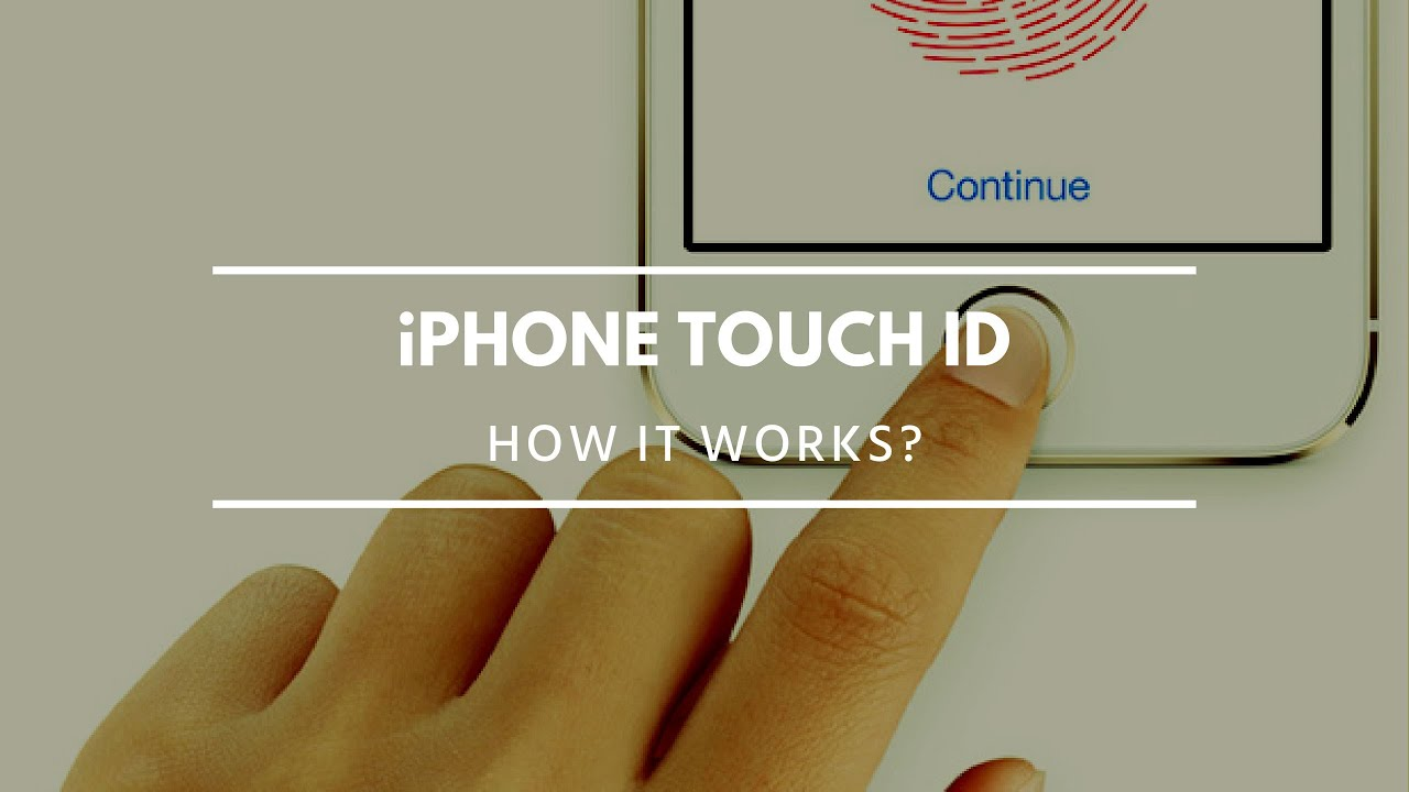 iphone 5s touch id not working how does iphone 5s touch id work 19330