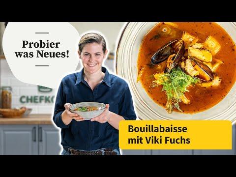 Viki macht Bouillabaisse – Provenzialische Fischsuppe | Probier was Neues! | Chefkoch