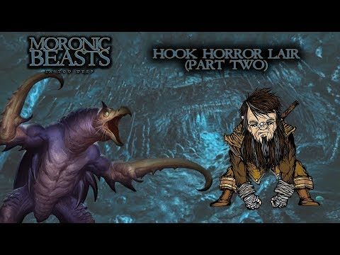 Ep 9 Hook Horror Lair Part Two Moronic Beasts In Too Deep Youtube Described in the monster manual (5e). ep 9 hook horror lair part two moronic beasts in too deep