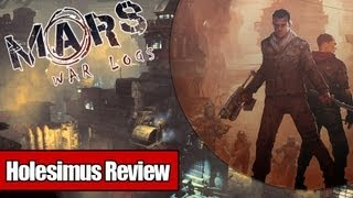 обзор Mars: War Logs Holesimus Review
