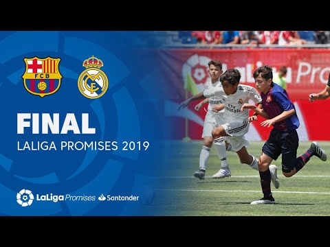 Final: Resumen de FC Barcelona vs Real Madrid (0-1)