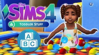 TODDLER STUFF REVIEW | THE SIMS 4
