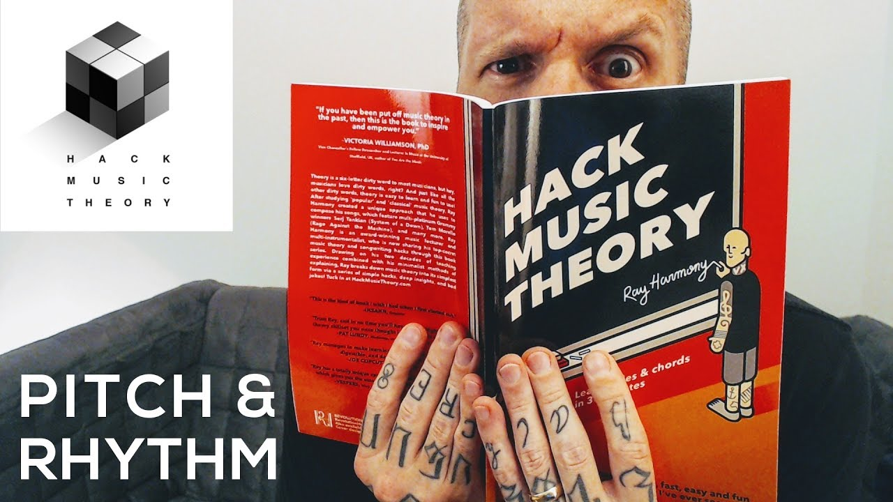 Hack Music Theory - Books