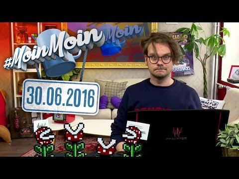 #MoinMoin mit Etienne | Snapchat, Kaffeekrieg, Midlife Crisis und Traumdeutung | 30.06.2016