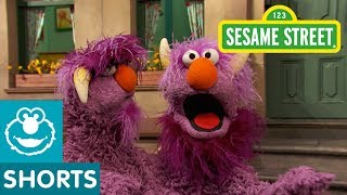 Sesame Street: Two Headed Monster