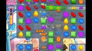 How to beat Candy Crush Saga Level 480 - 3 Stars - No Boosters - 108,320pts