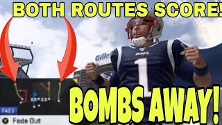 THIS PLAY'S A GLITCH! Explosive *NEW* Pass Formation No One Knows About! 🤫 Madden 20 Tips