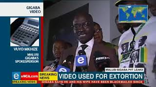 vuclip Sex tape: Gigaba's home affairs leaked