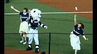 2017年8月27日(日)埼玉西武ライオンズ対オリックス・バファローズ戦に...