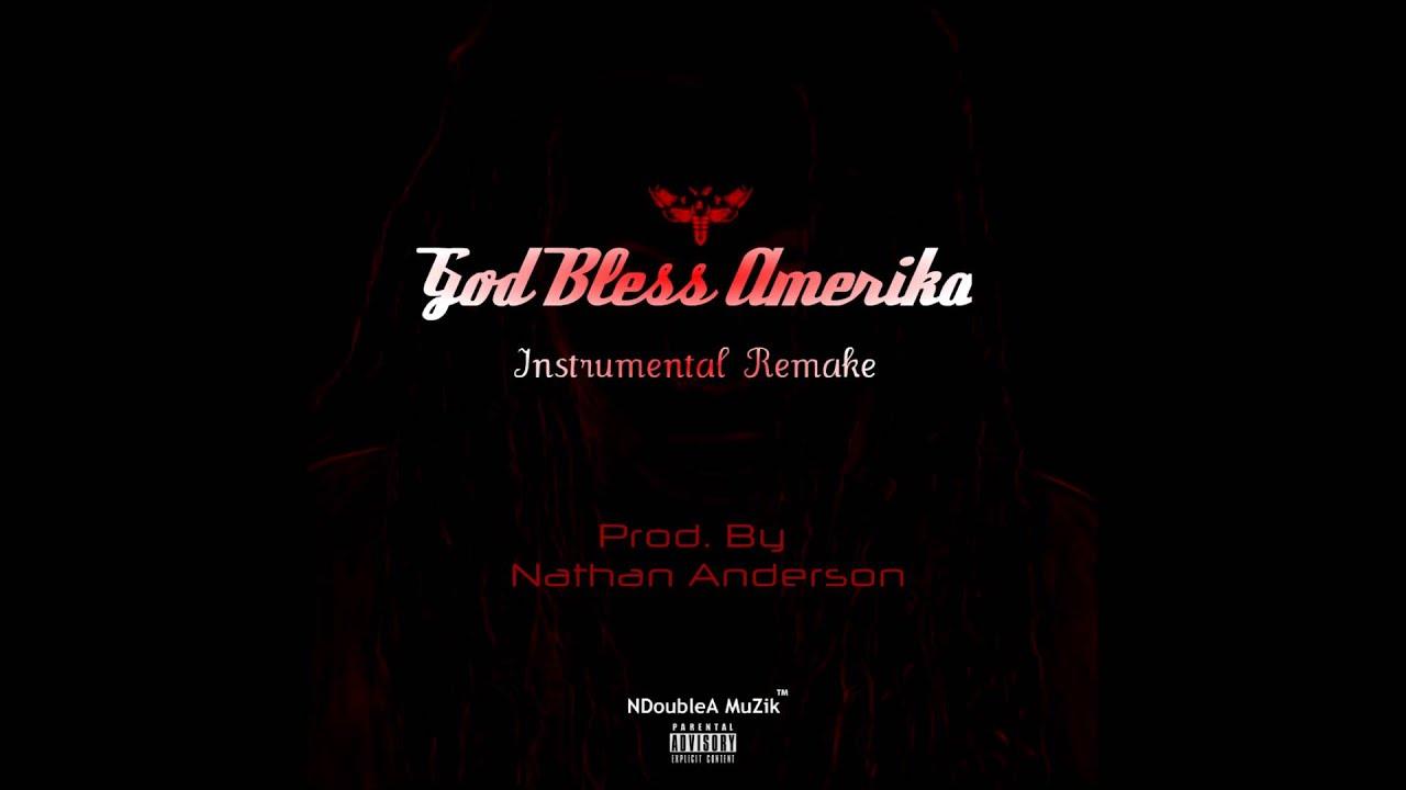 Download Lil Wayne- God Bless Amerika (Instrumental)