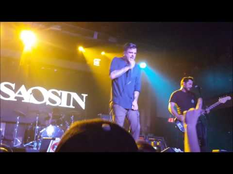 Saosin ft. Anthony Green - I Can Tell live @ Revolution 2016