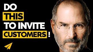 BUSINESS Motivation   How to be the NEXT Steve Jobs   #MentorMeSteve