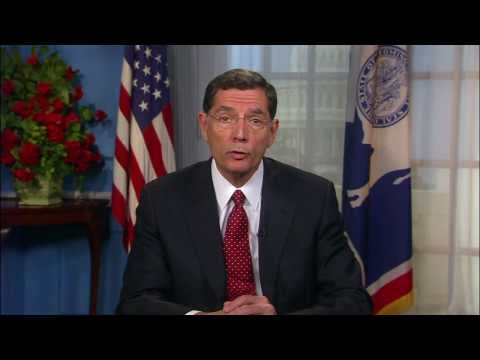 9/7/13 - Sen. John Barrasso (R-WY) Delivers Weekly GOP Address On How Obamacare Hurts Families
