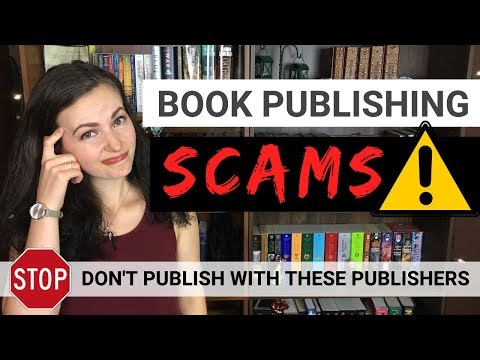 Author Etiquette & Book Publishing Scams | iWriterly