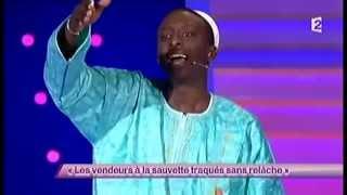 Ahmed Sylla [1er passage !!] Les vendeurs à la sauvette traqués sans relâche - ONDAR