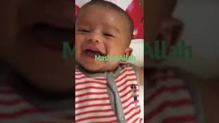 Baby Laughing First Time | 2 Months Baby Laughing| Funny Baby