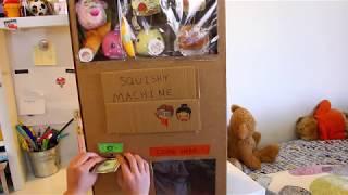 Homemade Jumbo Squishy Machine