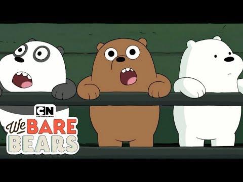 We Bare Bears | Cute Baby Bears Compilation (Hindi) | Cartoon Network