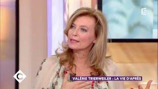 Valérie Trierweiler : la vie d'après - C à Vous - 19/01/2018