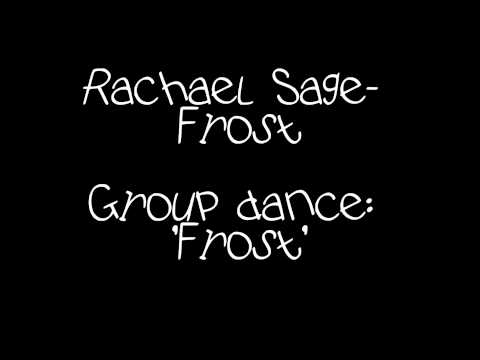 Rachael Sage - Frost (Dance Moms Group Dance 'Frost')