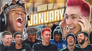 SIDEMEN BEST OF JANUARY 2019