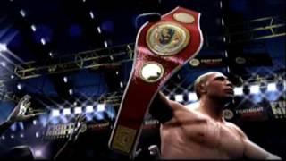 Fight Night Round 4 (Xbox 360) First Impressions