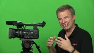 Video camera recording and editing, Sony PXW Z100 4K review