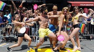 NEW YORK CITY GAY PRIDE PARADE 2016