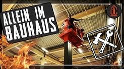 ALLEIN IM BAUHAUS :-)  Baufachzentrum dresden nickern baustoffe werkzeug heimwerken handwerker