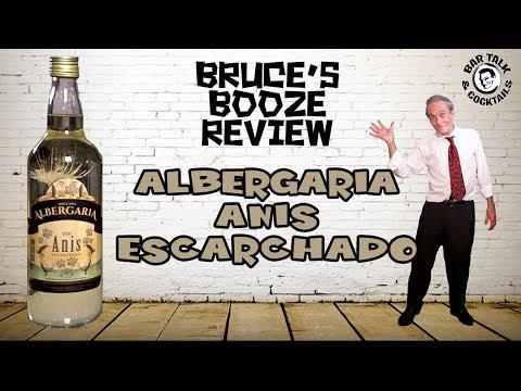 Liquid Licorice - Anis Escarchado - Bruce's Booze Review