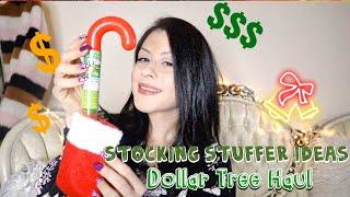 Stocking Stuffer Ideas! (only $!) dollar tree haul!