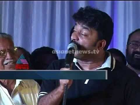 Kottayam Nazeer imitating Ommen Chandy