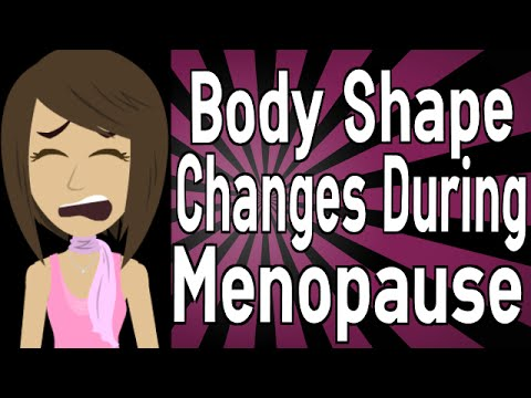 Body Shape Changes During Menopause