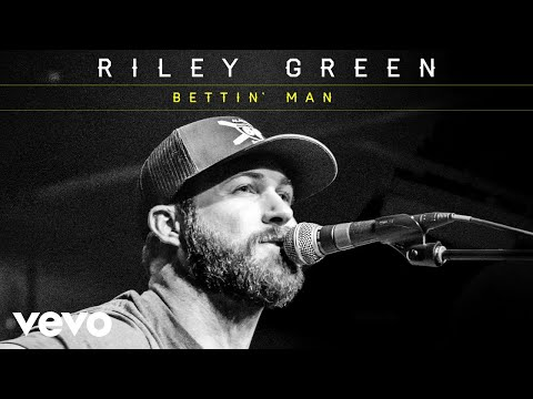Riley Green - Bettin' Man (Audio) Mp3