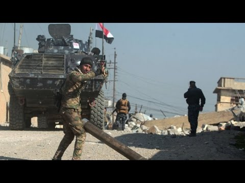 Iraq: Security forces progress in West Mosul
