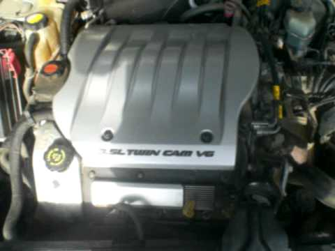2000 Oldsmobile Intrigue Engine