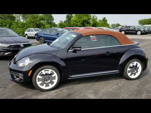 2019 VW Beetle 2.0T SEL Final Edition Convertible ****DISCONTINUED****