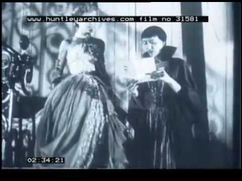 Story About Money And Arles France, 1940s - Film 31581