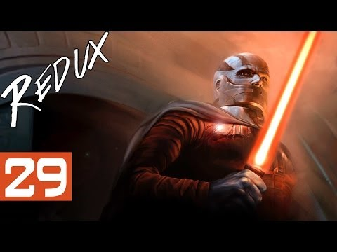 Star Wars: Knights Of The Old Republic - Walkthrough - [Dark Side] - Part 29 - Sand People Slaughter