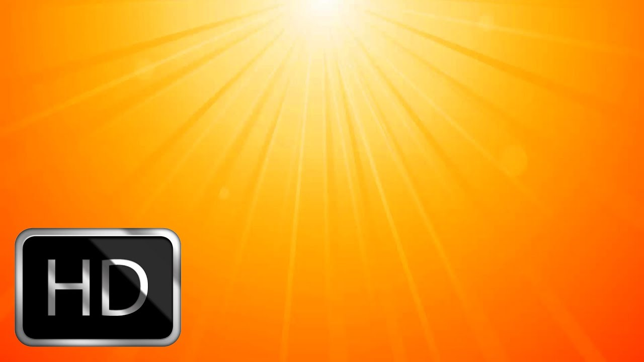 Sun rays background youtube sun rays background sciox Images
