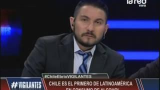 "Felipe Avello, a ""poto pelao"" a causa del alcohol"