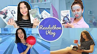 I READ THE RAVEN CYCLE SERIES IN ONE DAY | READATHON VLOG