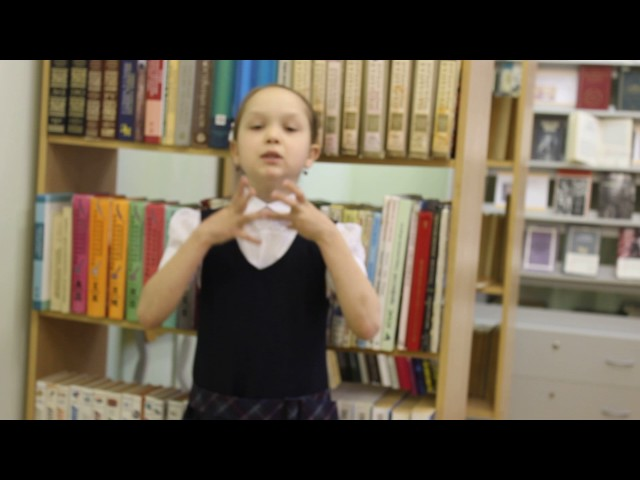 Изображение предпросмотра прочтения – АлександраКаштанова читает произведение «Стрекоза и Муравей» И.А.Крылова